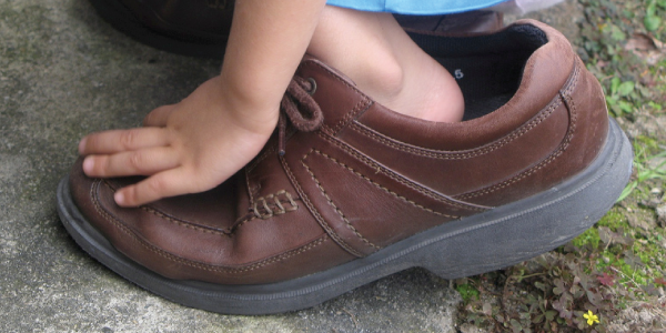 retaining customers means keeping those big shoes filled