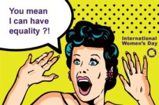 #WomensDay: A Different Kind of Equality