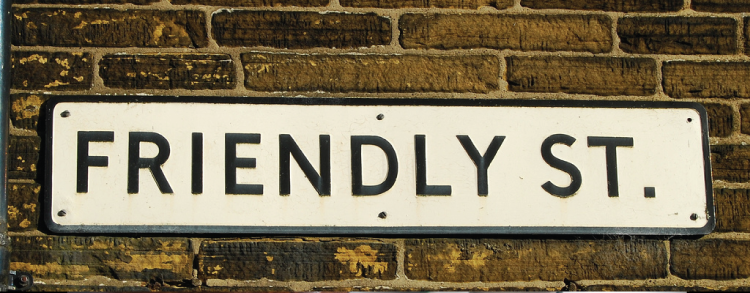 Friendly-street