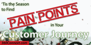 'Tis the Season to Find Pain Points in Your Customer Journey
