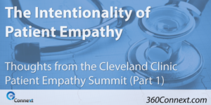 The Intentionality of Patient Empathy