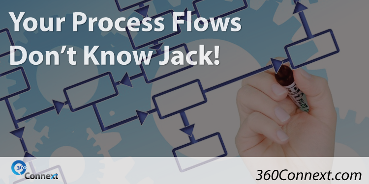 Your Process Flows Don't Know Jack!