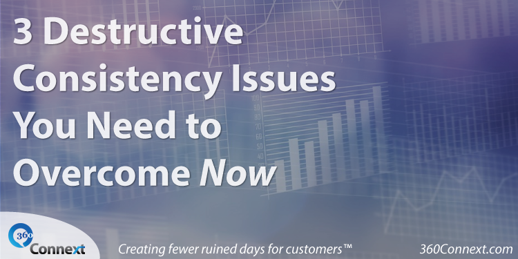 customer experience consistency