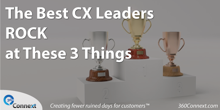 The Best CX Leaders