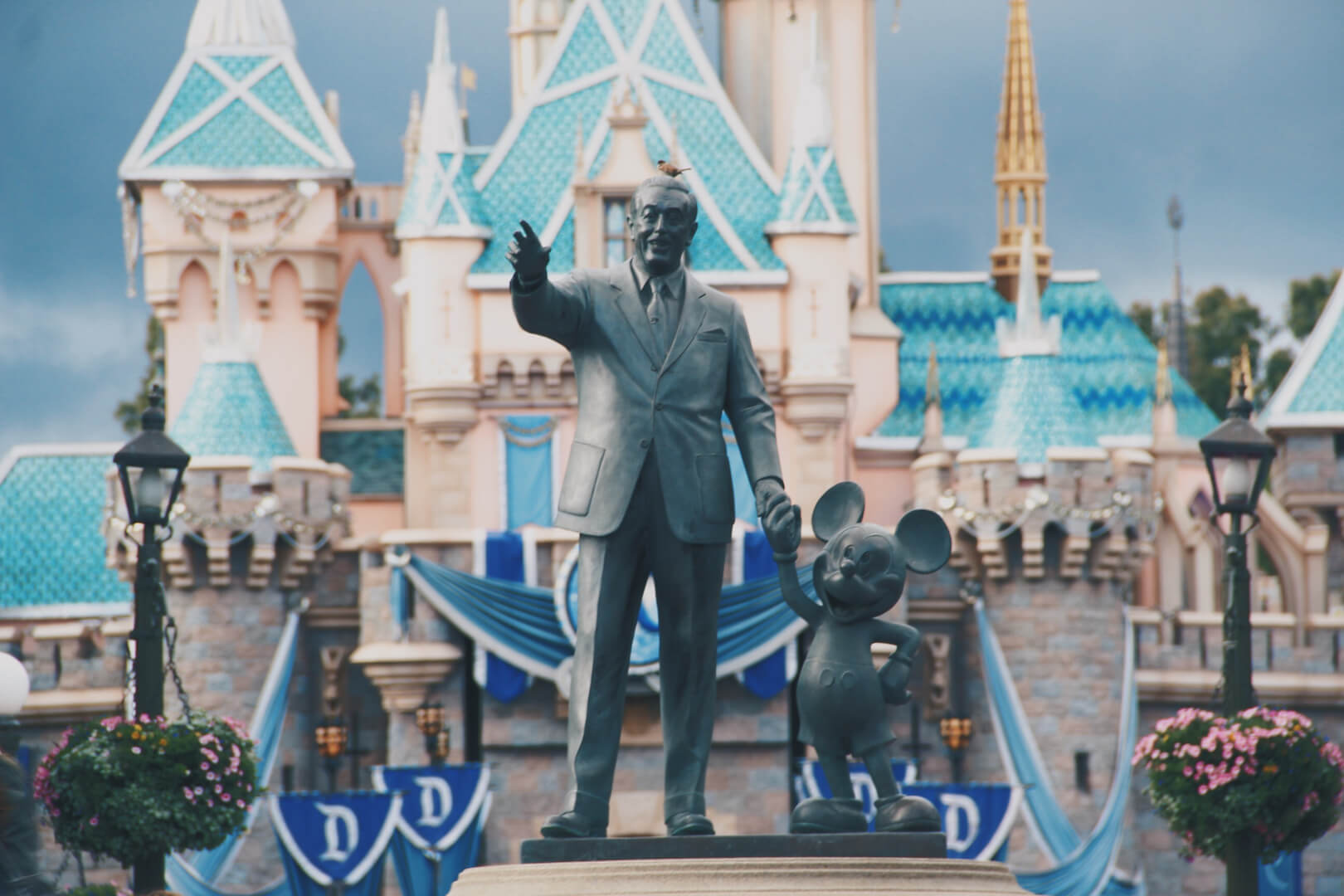 Disney closes the CX cap with a simple, effective customer mission.